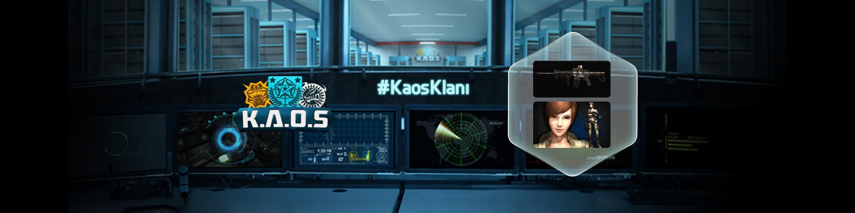 K.A.O.S. Klan ve KAOS Rütbe Etkinliği