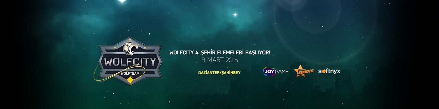 Wolfcity 4. Şehir Elemeleri Başlıyor