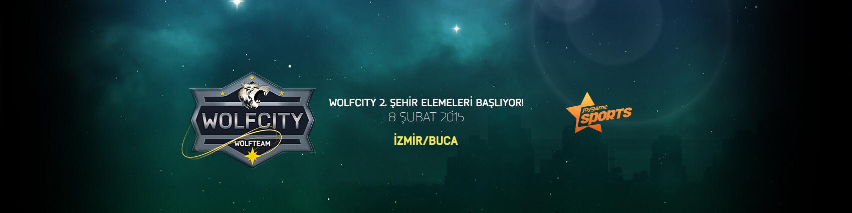 Wolfcity 2. Şehir Elemeleri Başlıyor
