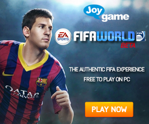 fifa world mmo football play free