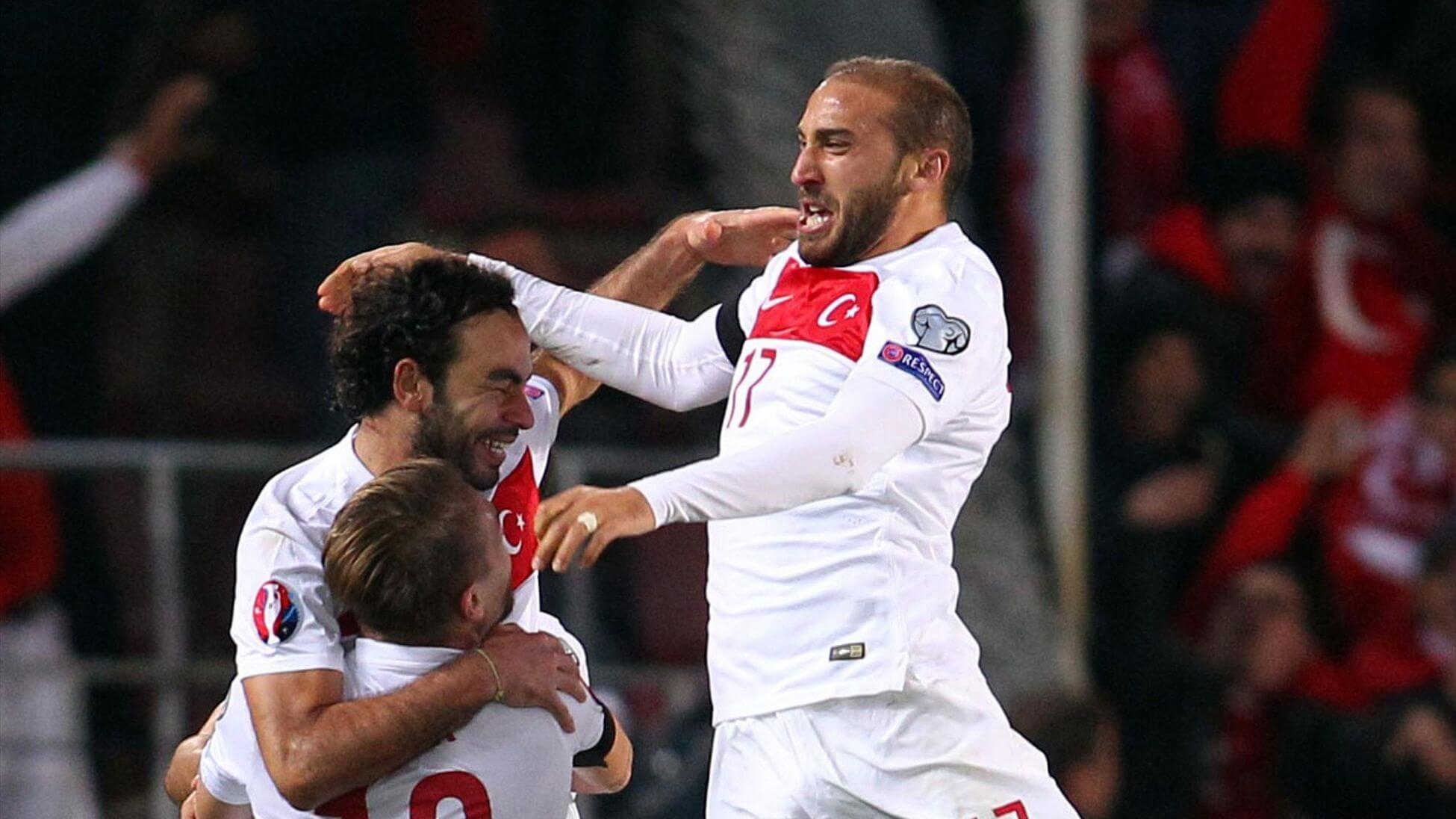 Türkiye Avrupa Şampiyonası'nda!