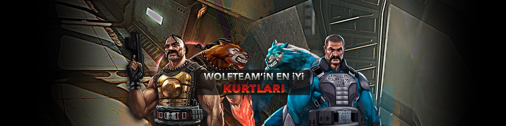 Wolfteam'de Ateş ve Barut Zamanı