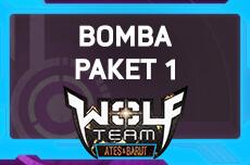 wolfteam bomba paket 1 haber