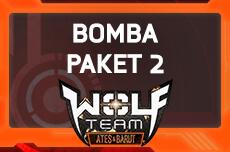 wolfteam bomba paket 2 haber