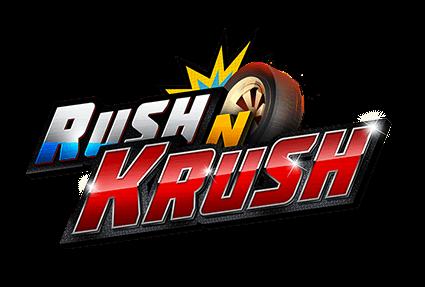 joygame rush n krush mobile logo 1