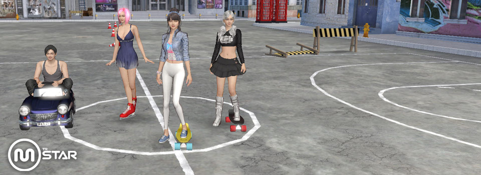 mstar mmo dance sokak rotator 1