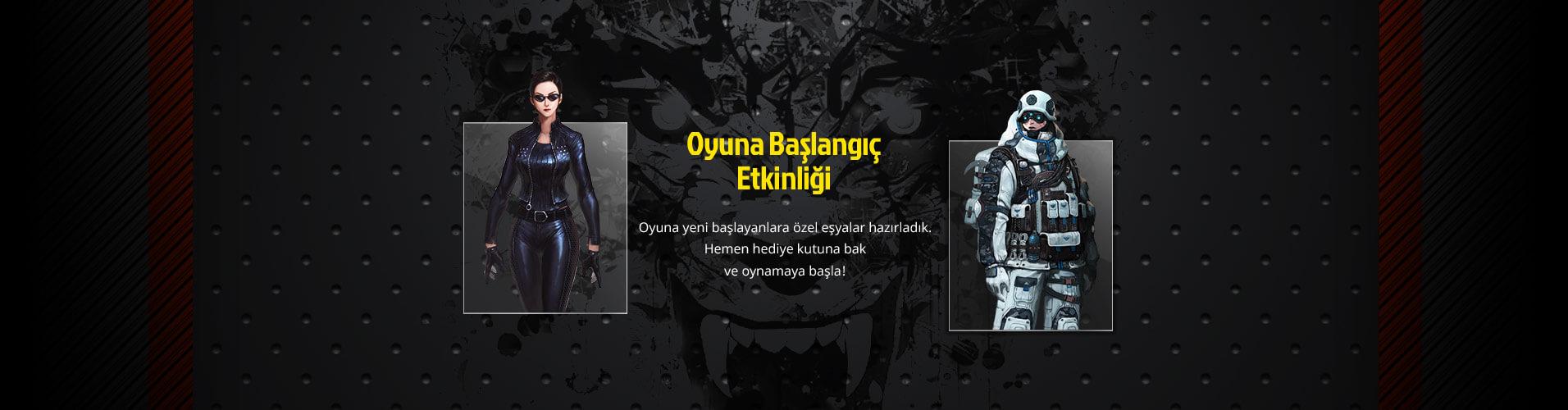 Oyuna Başlangıç Etkinliği (Ağustos 2016)