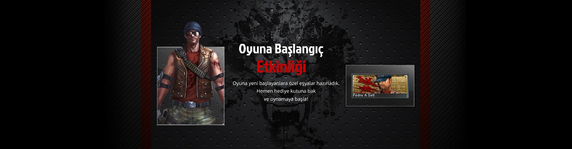 Oyuna Başlangıç Etkinliği (Ekim 2016)