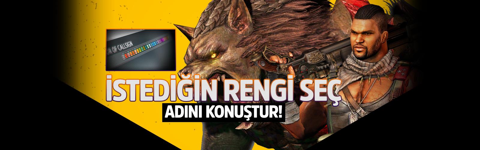 Renkli isim dönemi Wolfteam'de başladı!