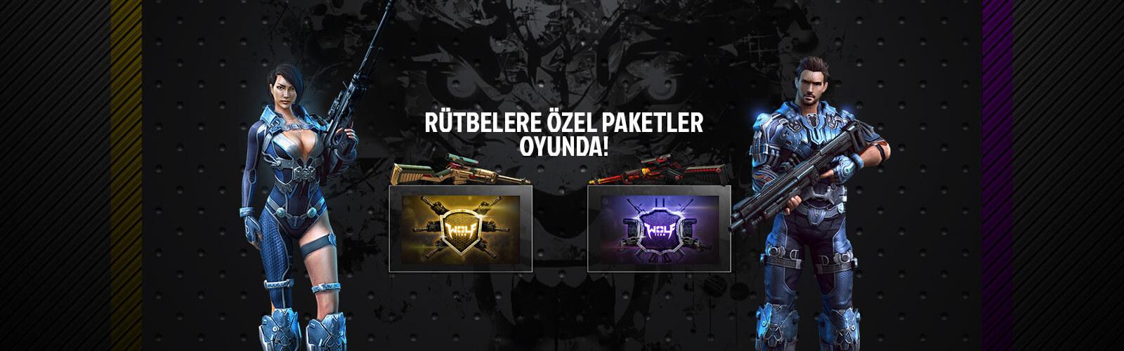 2 Yeni Paket Oyunda!
