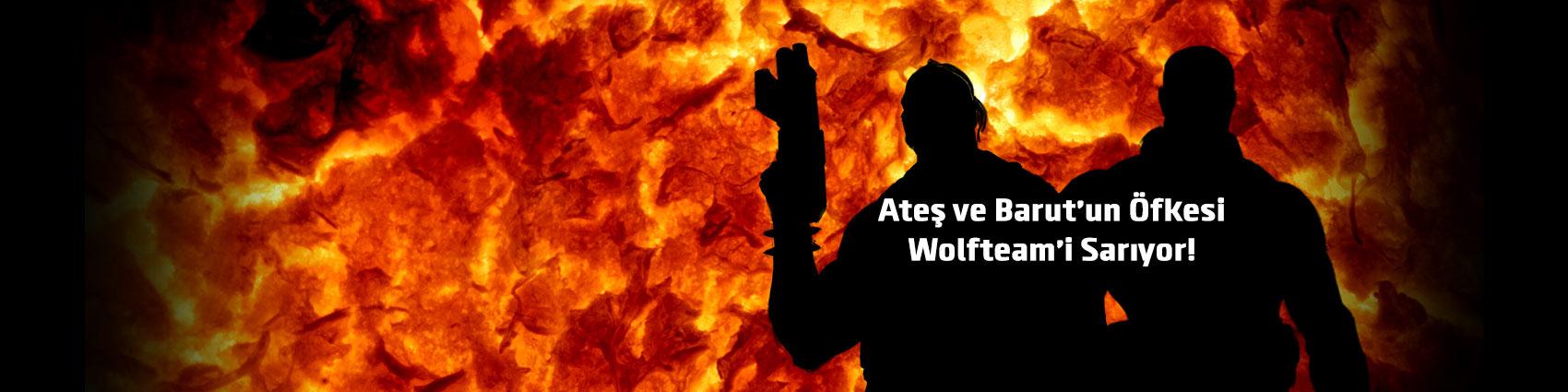Ateş ve Barut