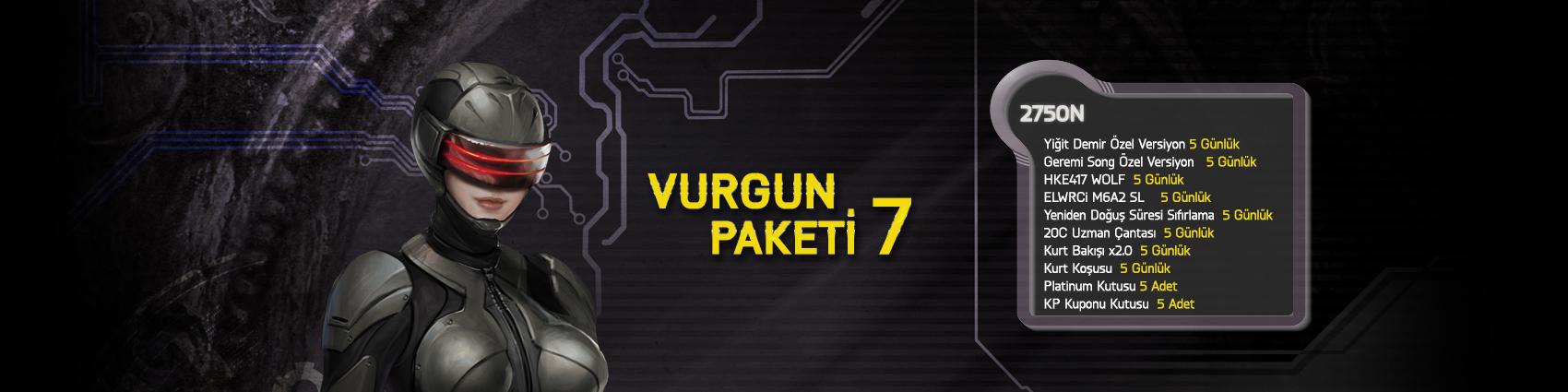 Vurgun Paketi 7!