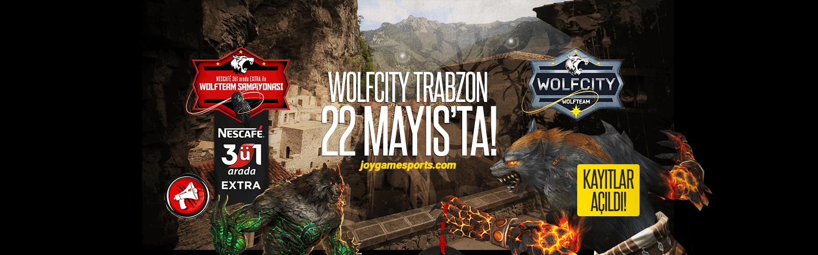 WOLFCITY Trabzon