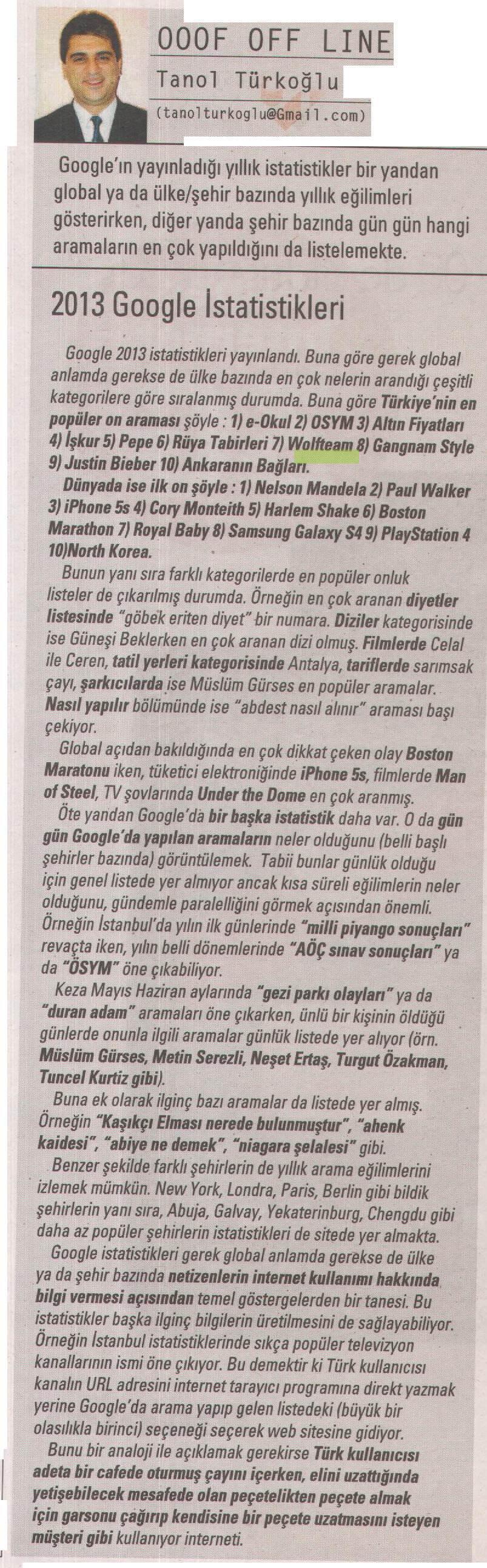 joygame basin yansimalari cumhuriyet gazetesi 27 10