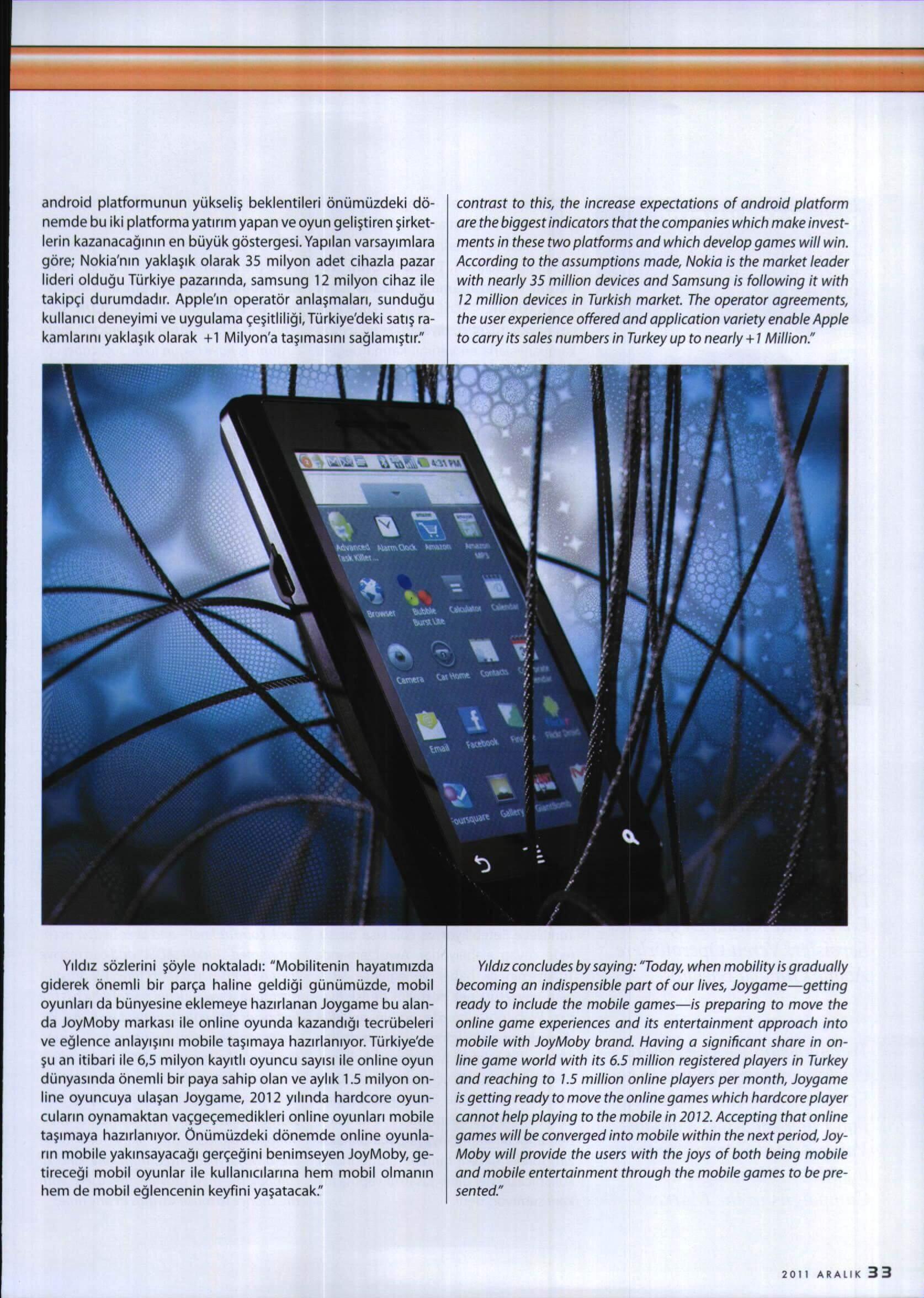joygame basin yansimalari ict media dergisi aralik