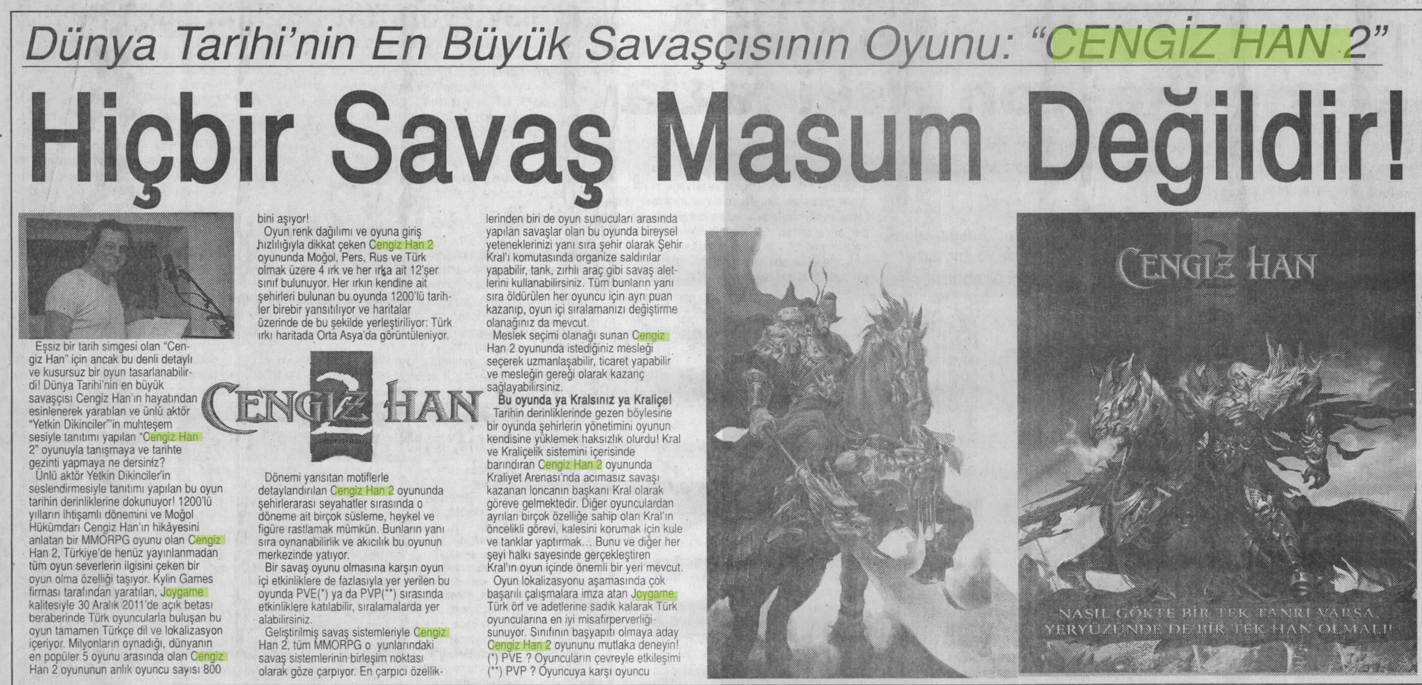 joygame basin yansimalari son saat gazetesi 25 12 haberi