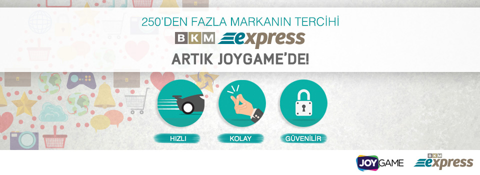 joygame bkm express rotator