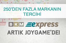 joygame bkm express