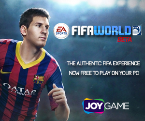 joygame fifa free football game banner