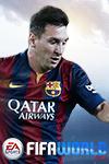 joygame fifa world mmo futbol banner messi logo