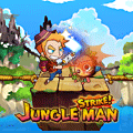 joygame jungle man mobil game