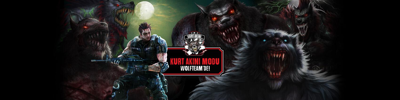 Wolfteam Kurt Akını