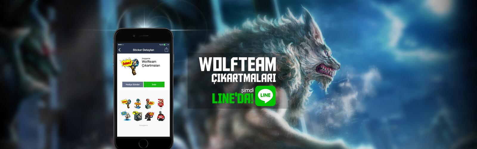 Wolfteam Line