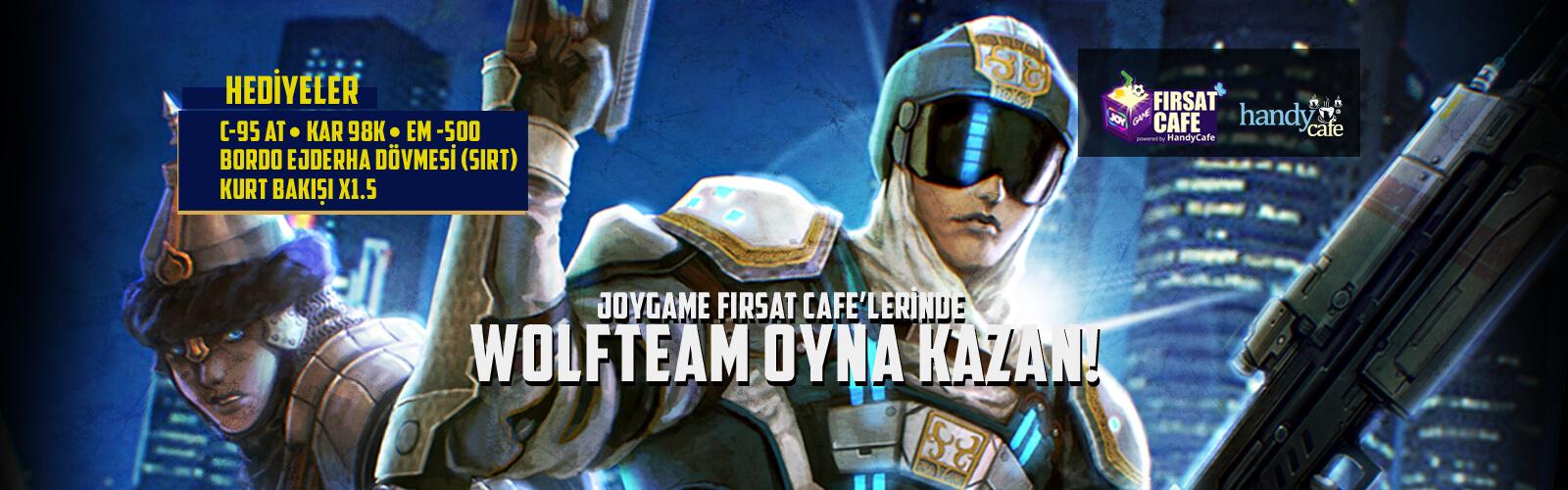 WolfteamFırsat Kafe