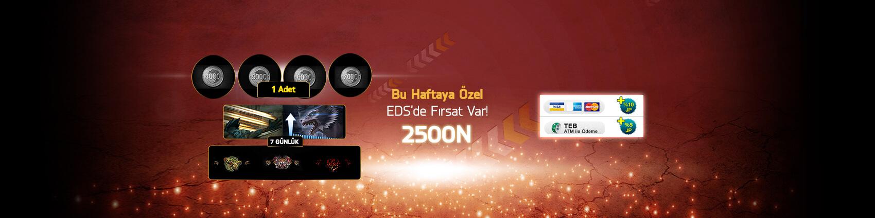 EDS 2500N