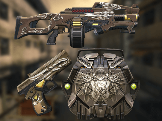 Yeni Silah Serisi Ares
