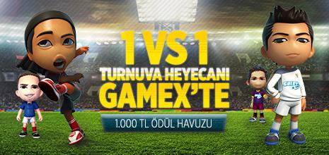 Goley GameX Turnuvası