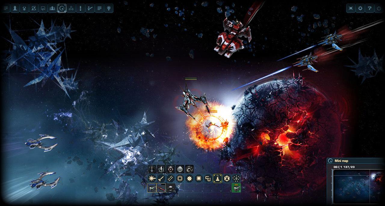 Dark Orbit Ucretsiz Web Tabanli Online Uzay Savasi