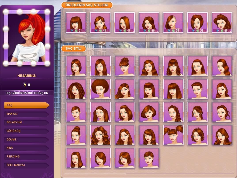 c97a9051562c7 Lady Popular Oyna - Moda ve Kız Giydirme Oyunu