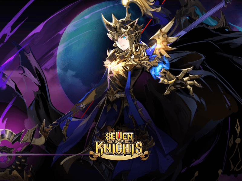 Mobile RPG Seven Knights to Update Awaken Dellons