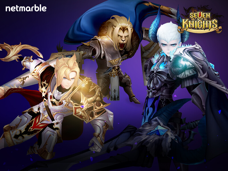 Mobile RPG Seven Knights Releases Awaken Generals Knox, Rook