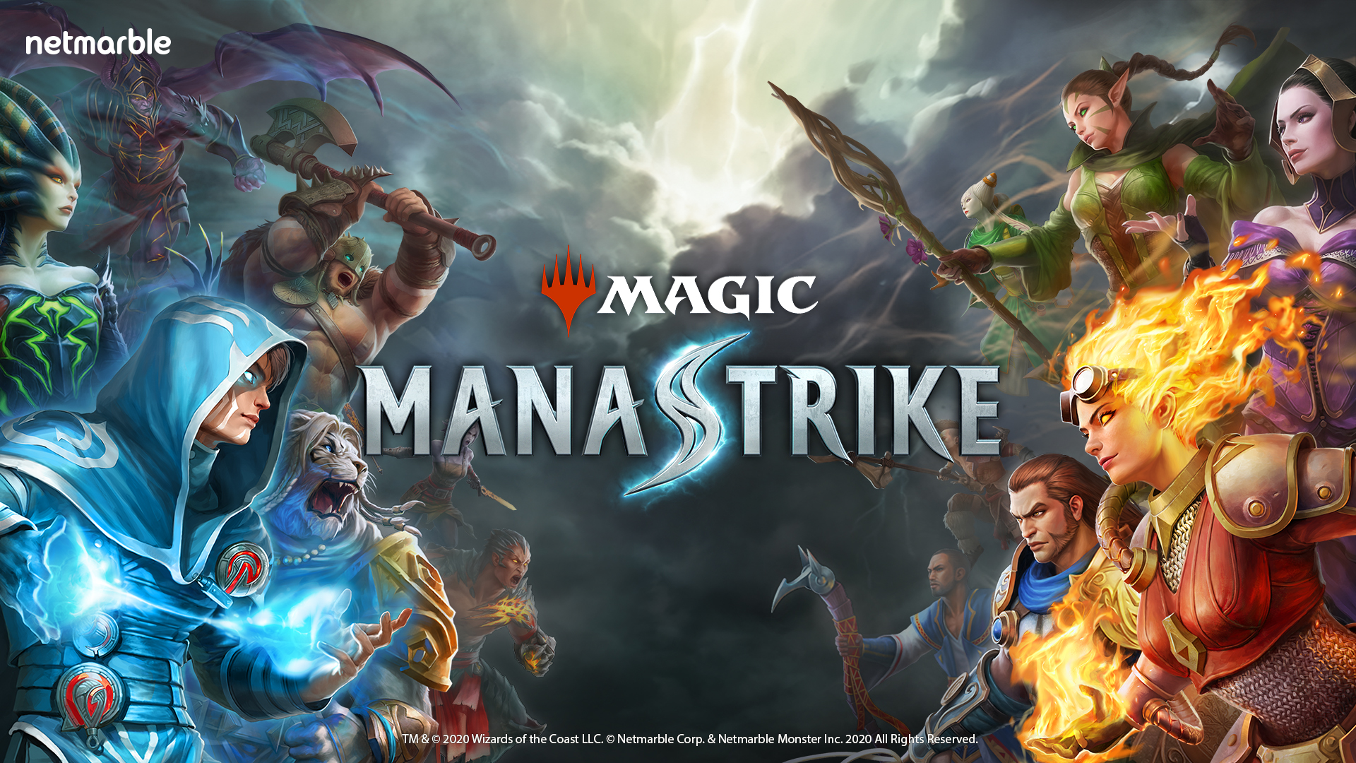 magic manastrike turkce